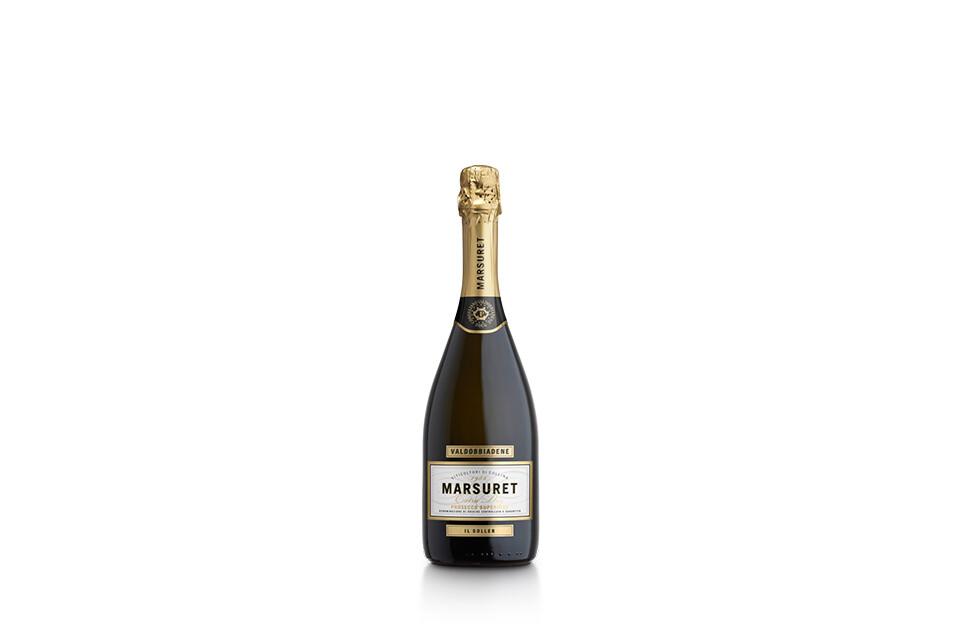 Prosecco Valdobbiadene Extra Dry 0,75 - Cantine Marsuret