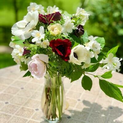 9/17 Private Event Floral Design: Hosted by Michelle Miletic