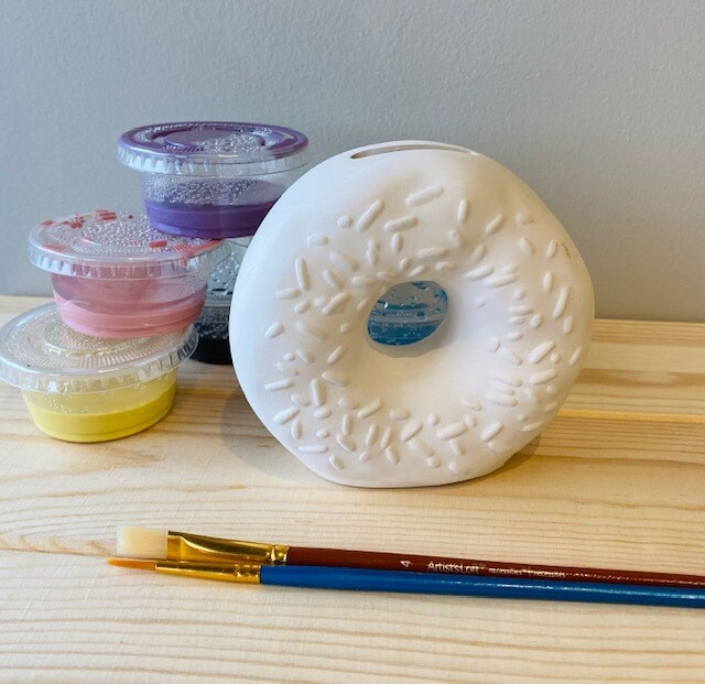 Take Home Donut Bank with Glazes - Pick up Curbside