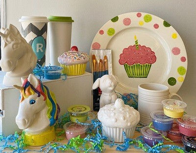 Take Home Family Party Kit - Pick up Curbside or Delivery