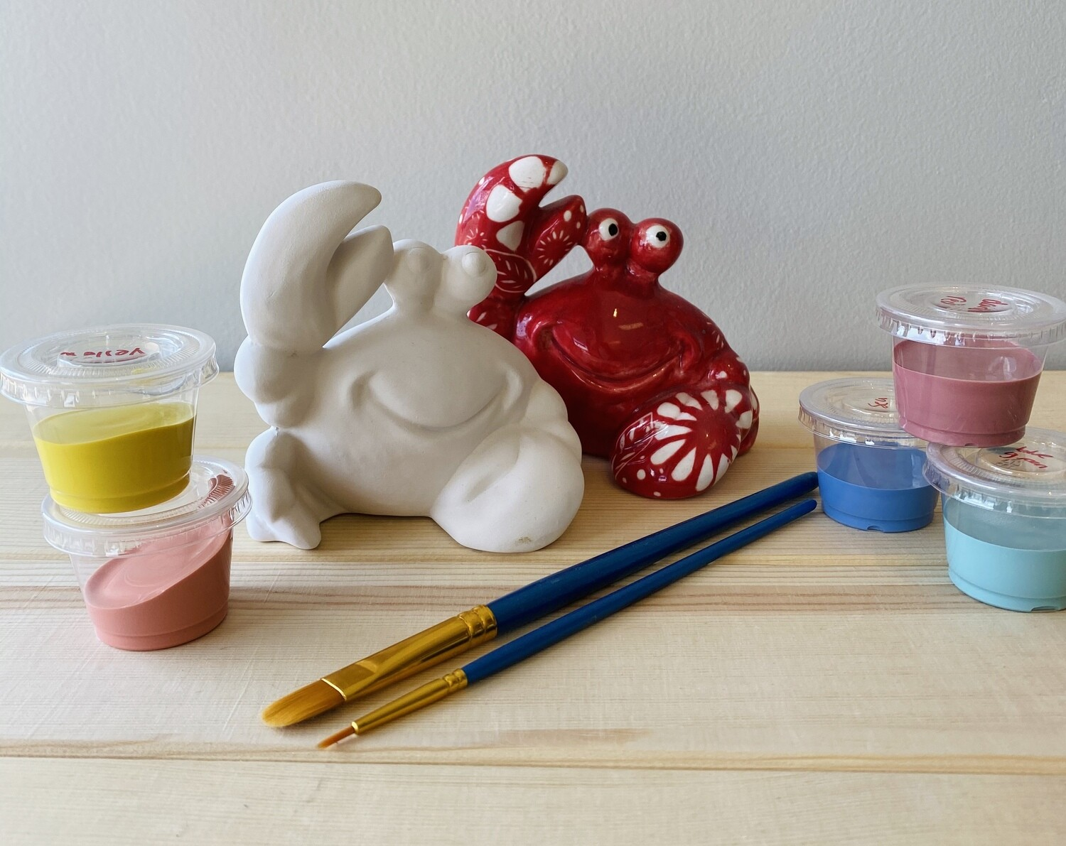 Take Home Crab Party Animal with glazes  - Pick up Curbside