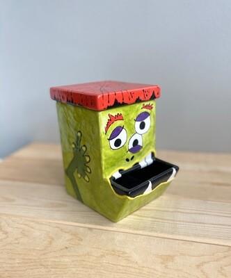 Monster Candy Jar - Sample Sale