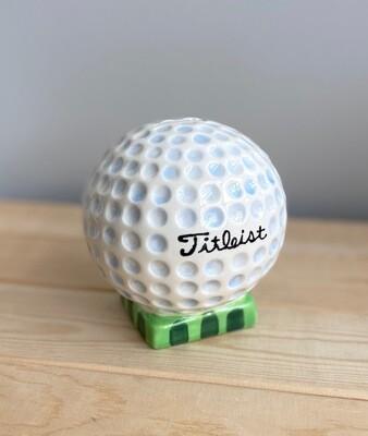 Titleist Golf Ball Bank- Sample Sale
