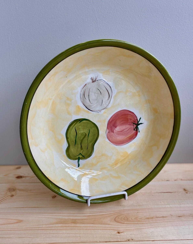 Vegetable Pasta Bowl  - Sample Sale