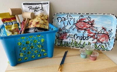 Dad's Lil Crabs Gift Set - Pick up Curbside