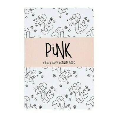 Rad + Happy Pink Activity Book