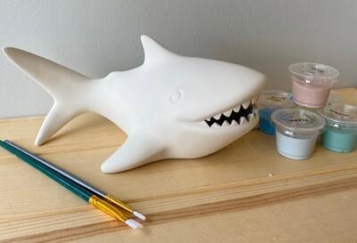 Take Home Shark Bank with glazes - Pick up Curbside
