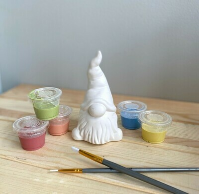 Take Home Gnome Party Animal with glazes - Pick up Curbside