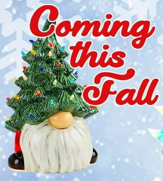 "Pre-Order 13.25"" Lighted Christmas Gnome With Glazes - New! Buy Now!"