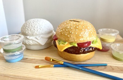Take Home Burger Bank with Glazes - Pick up Curbside