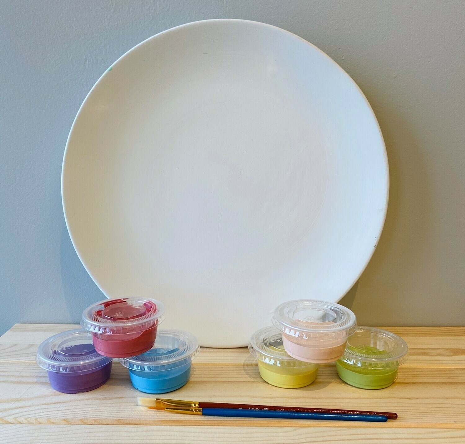 """Coupe Dinner Plate  11 3/4"""""""