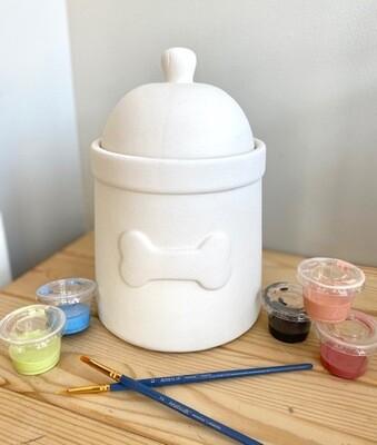 Sparky Treat Jar
