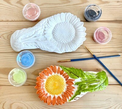 Sunflower Spoonrest