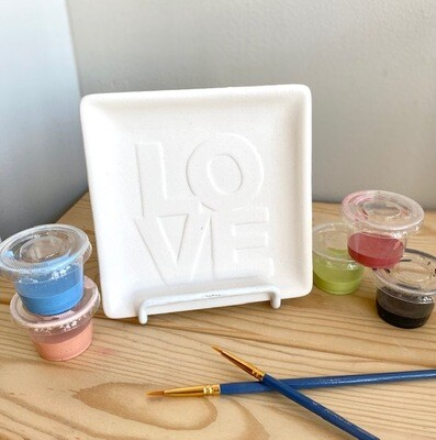 Love Word Dish