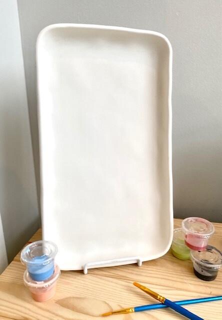 NEW Simply Cottage Large Rectangular Platter