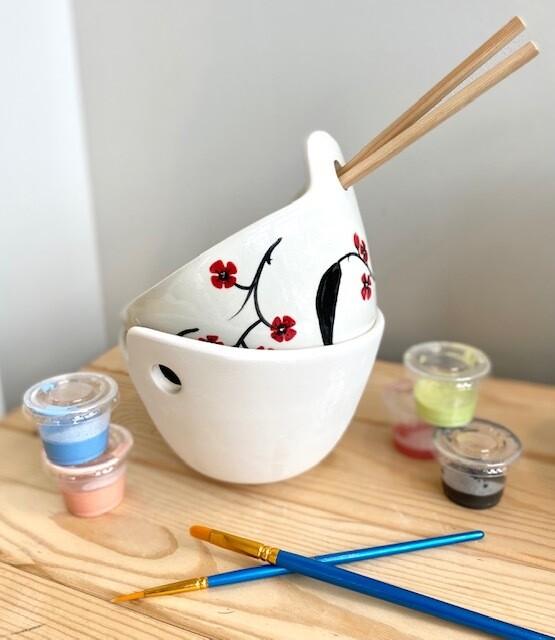 Holey Bowl Chopsticks Bowl