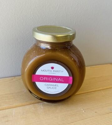 Mouth Party Caramel Sauce