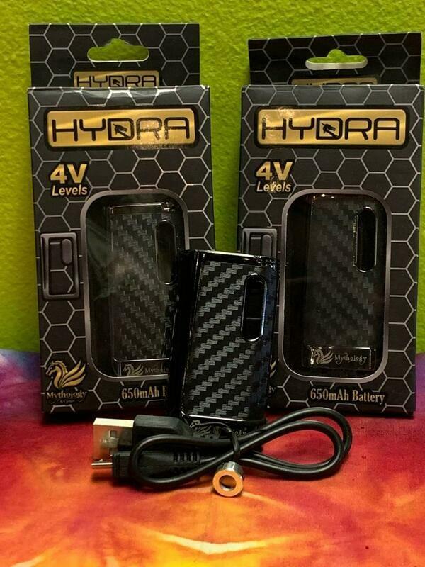 Hydra 650mAh Battery 4v Level