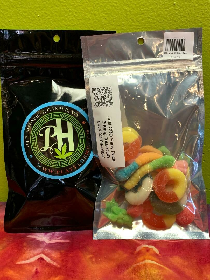 300mg Just CBD Party Pack