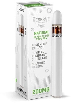 """Reserve Funky Farms """"Natural"""" 200mg Disposable"""