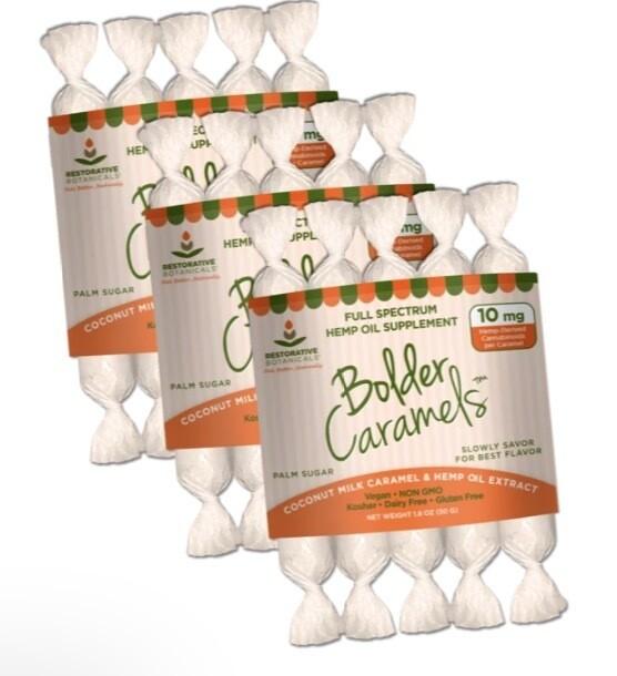 Boulder Caramels