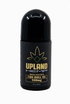 Upland Hemp CBD Roll on 500mg