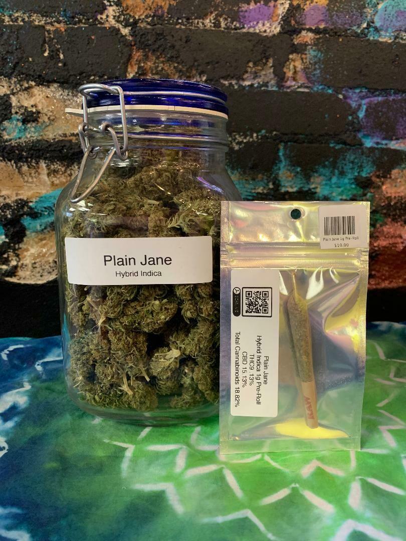 Plain Jane 1g Pre-Roll