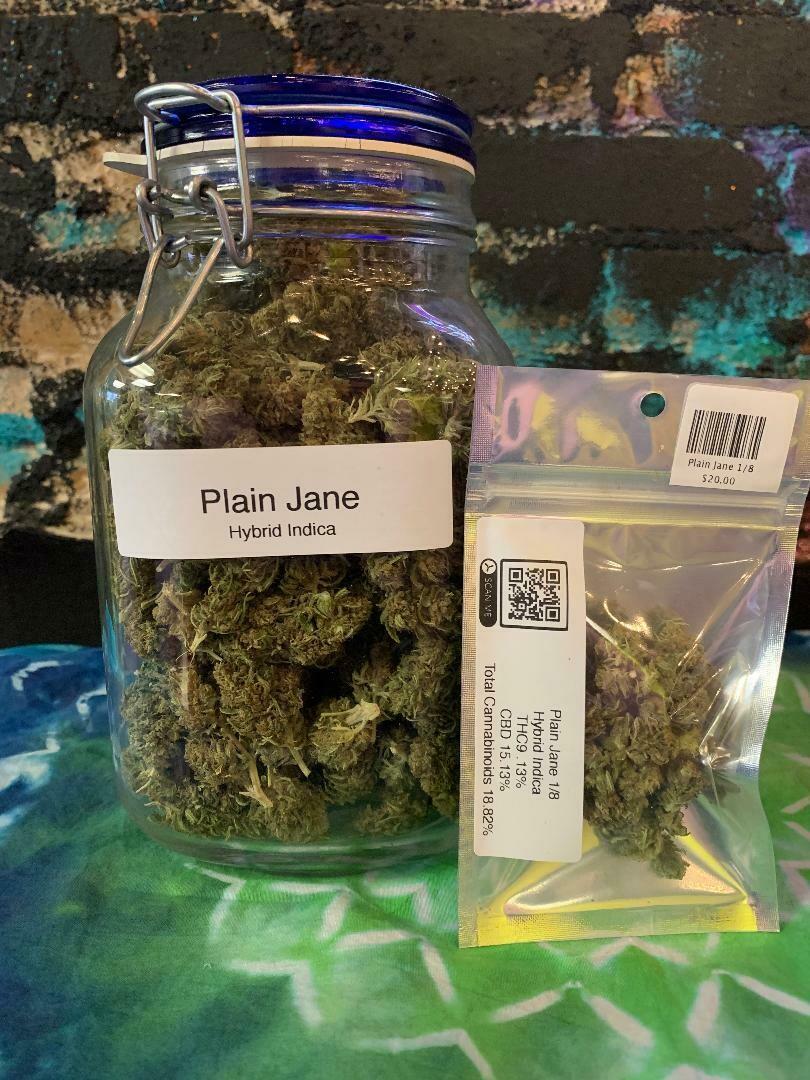 Plain Jane 1/8