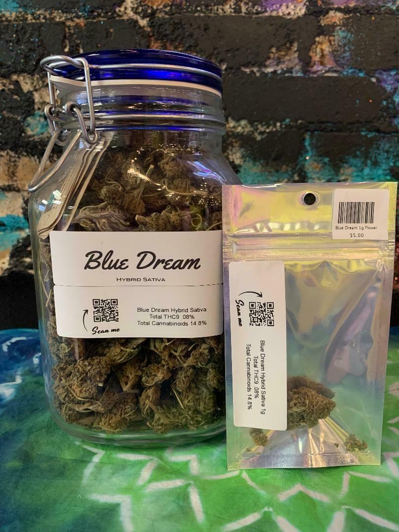 Blue Dream 1g Flower