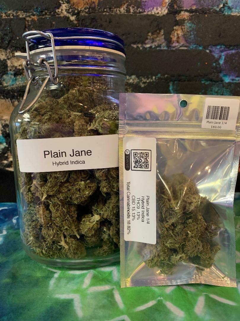 Plain Jane 1/4