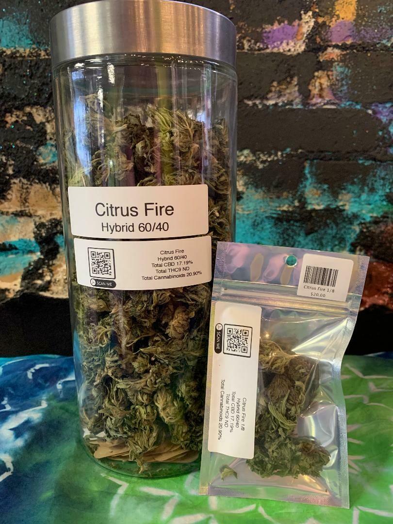 Citrus Fire 1/8