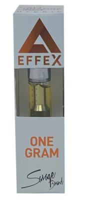Effex Cali Orange Kush Hybrid 1g Delta-8 Vape Cartridge