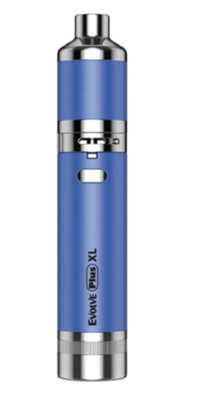 Yocan Evolve Plus XL 1400mAh Vaporizer Kit Blue