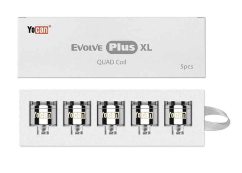 Yocan Evolve Plus XL Coils 5pk