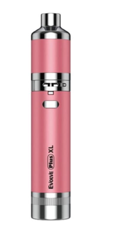 Yocan Evolve Plus XL 1400mAh Vaporizer Kit Pink