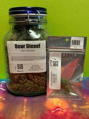 Sour Diesel 1g PH Flower