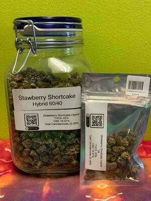Strawberry Shortcake 1/8