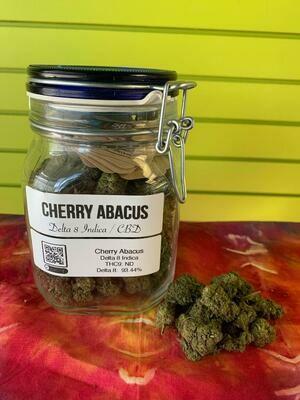 Cherry Abacus Delta 8 Flower 1g