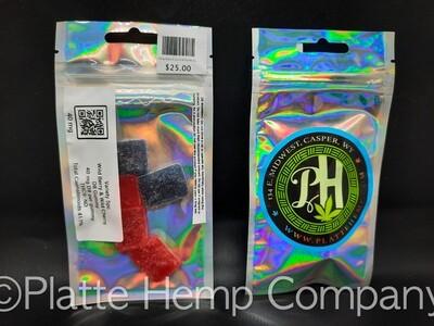 40mg Delta 8 Gummie Variety 5pc NTRL