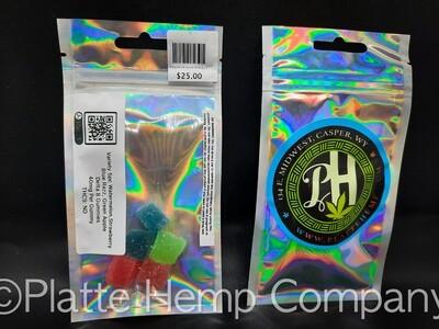 40mg Delta 8 Gummie Variety 5pc C