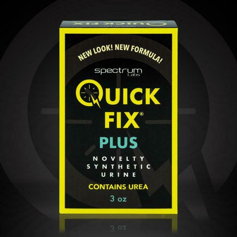 Quick Fix Plus Synthetic Urine