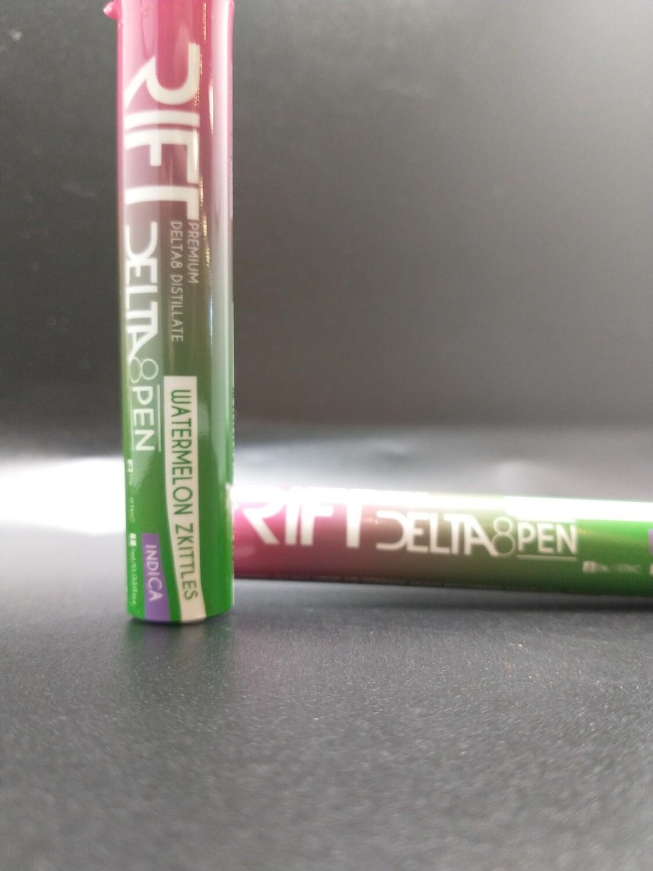 Rift Delta-8 Pen Watermelon Zkittles Indica