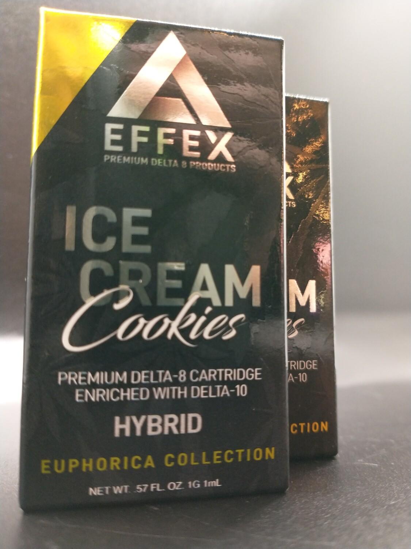 Effex Delta 10 Cart Ice Cream Cookie Sativa