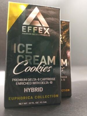 Effex Delta 10 Ice Cream Cookie Sativa