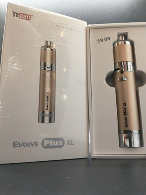 Yocan Evolve Plus XL 1400mAh Vaporizer Kit Gold