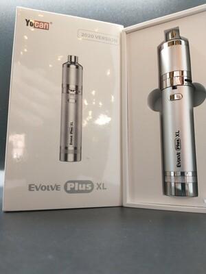 Yocan Evolve Plus XL 1400mAh Vaporizer Kit Silver