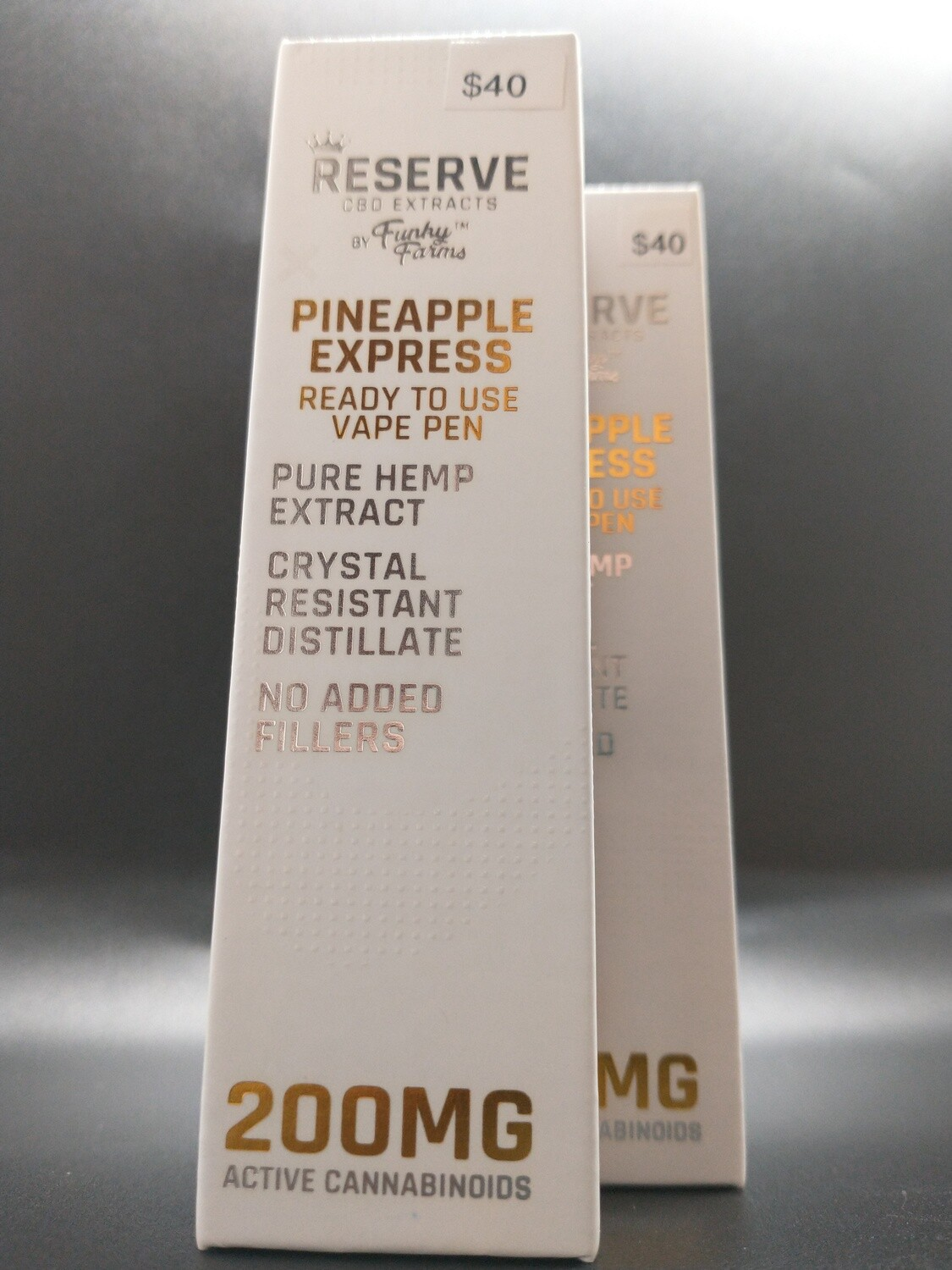 Reserve Funky Farms Pineapple Express 200mg Disposable