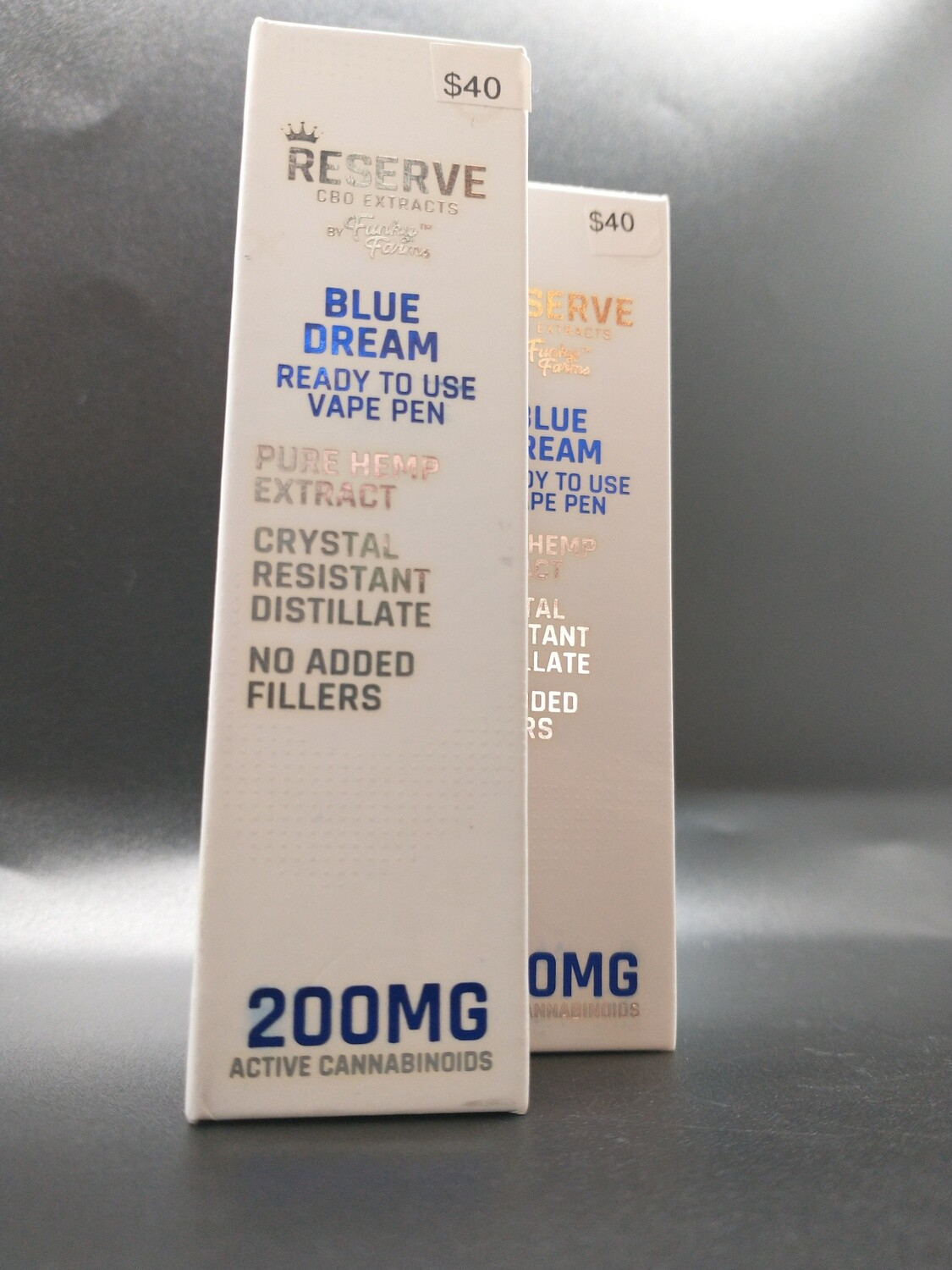 Reserve Funky Farms Blue Dream 200mg Disposable