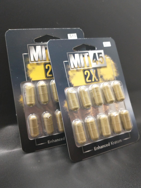 MIT 45 2X Capsules 10 Pack