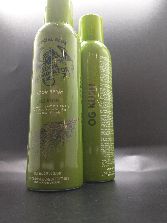 Special Blue Odor Eliminator Room Spray